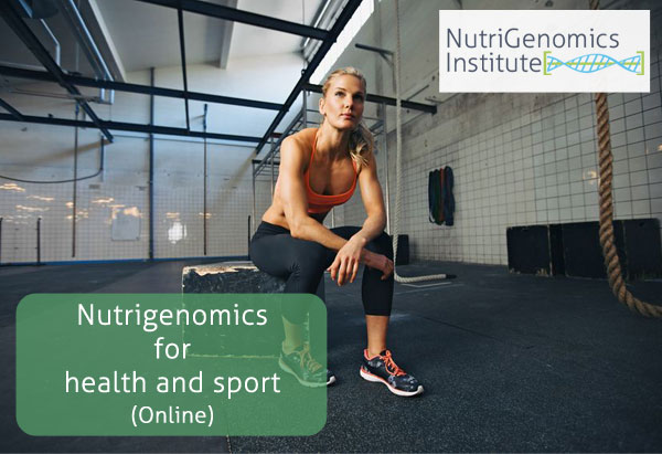 Nutrigenomics Online Course for health and sport