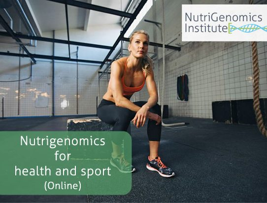Nutrigenomics Course for health and sport